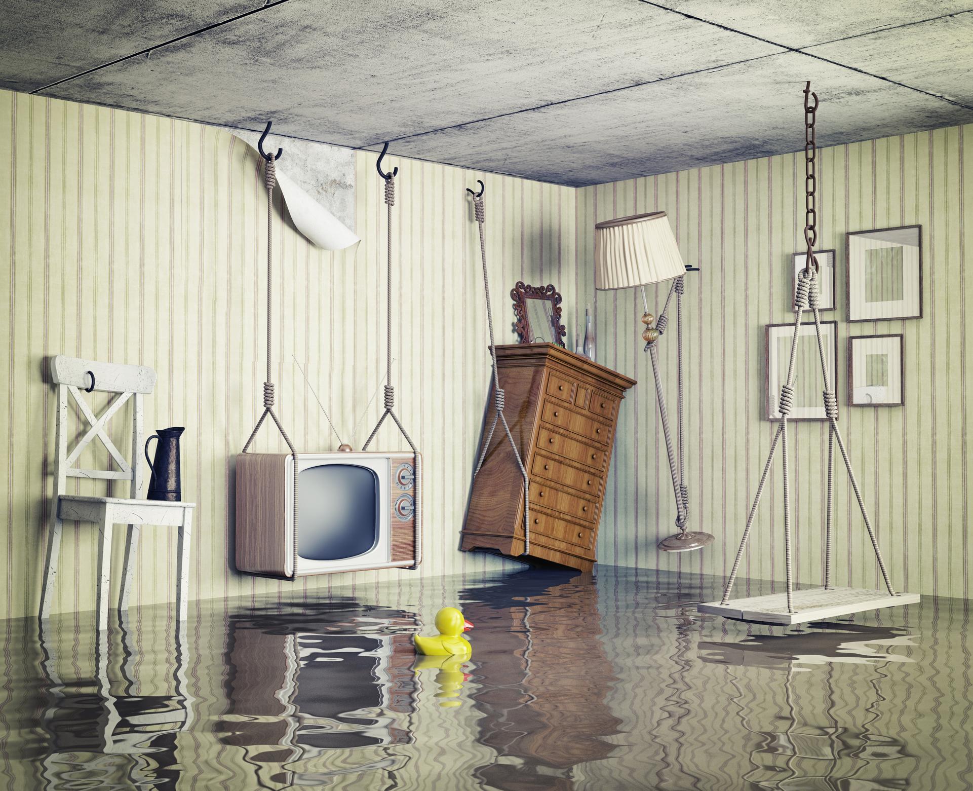 Water Damage Repair North Vancouver